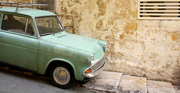 Importing a used car into Malta