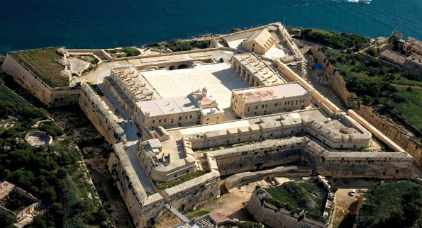 Get a chance to visit it restored - make a date with Fort Manoel on a cultural tour