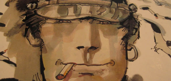 Corto Maltese - but what's this character's connection to Malta?