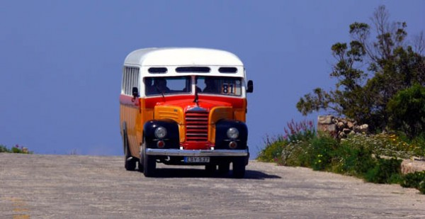 The end of road for the iconic Malta bus