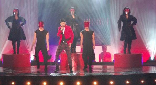Glen Vella, Malta's 2011 Eurovision Song Contest entrant