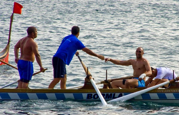 Victory Day regatta, Malta. Photo: Ian Oakhill