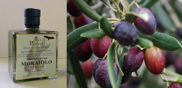 La Poiana ('the buzzard') olive oil