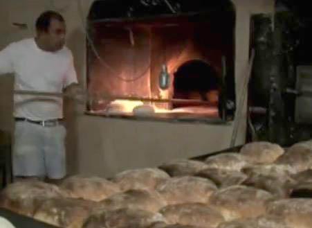 Nenu at the Maypole artisan bakery