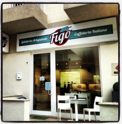 FIGO gelateria artigianale caffetteria italiana
