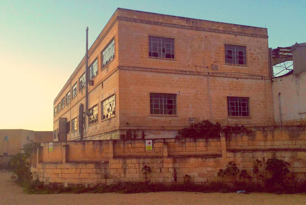 Urban landscape in Malta