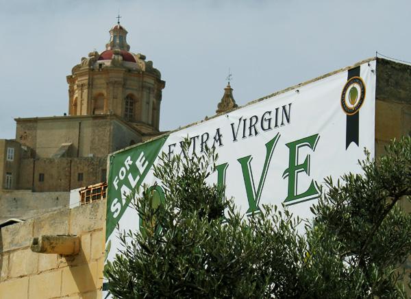 Olive oil in Malta