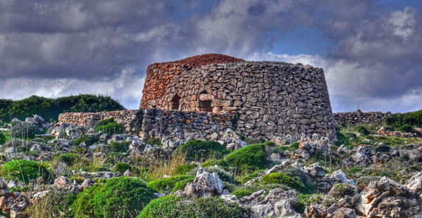 Abandoned but not forgotten: a Girna once used by farmers preserved in Malta's Nature Park.