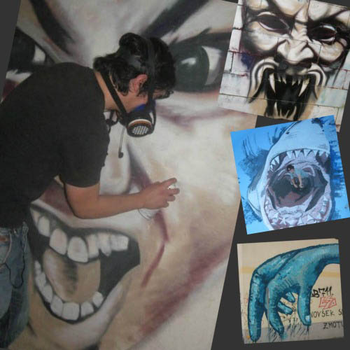 The last laugh: Malta's wall artists get official recognition