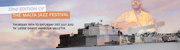 Malta Jazz Festival 2012