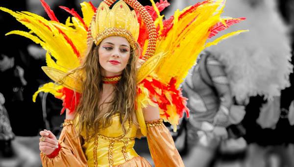 Nadur Carnival, 2013. Photo: Mario George Vella
