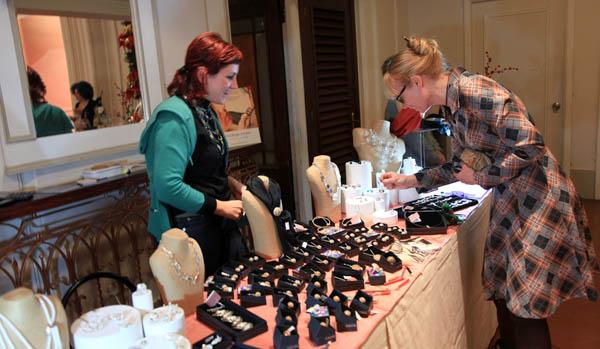 Malta Artisan Fairs - Nadege Renee, jewellery designer