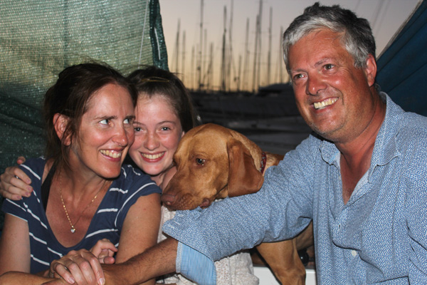 Cathy & James Ashton: new expats in Malta