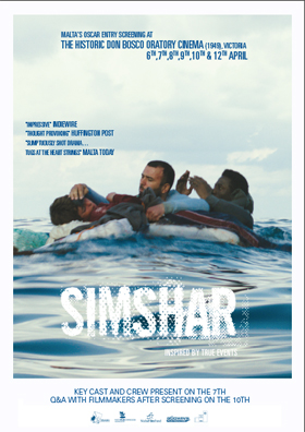 Simshar showing in Gozo